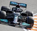 Lewis Hamilton valt stil in VT2, rode vlag in Zandvoort