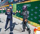 """Lewis Hamilton: """"Max heeft het fantastisch gedaan"""""""