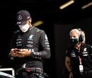 """Mercedes heeft goede hoop: """"Het gaat goed, hij heeft wel een pijnlijke nek"""""""