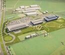 Aston Martin begonnen met bouw nieuwe fabriek