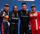 """Hamilton treft nieuwe generatie: """"Alleen van gedroomd dat ik tegen dit talent mocht rijden"""""""