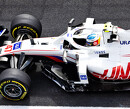 Dolle vreugde op Schumachers boordradio na behalen Q2