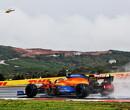 Ricciardo wisselt motor, start achteraan