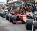 """Binotto weet waarom pitstop Sainz mislukte: """"Ging mis bij handmatig signaal"""""""