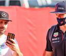 """Horner verklaart middelvinger-incident: """"Lewis besloot de sprong te wagen"""""""