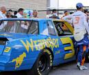 <b> Video: </b> Ricciardo rijdt met weddenschap winnende NASCAR