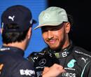 """Lewis Hamilton: """"Hopelijk overleven wij allebei de eerste bocht"""""""