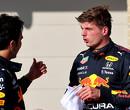 Sergio Perez doet de duizenden toeschouwers brullen van genot tijdens GP VS in Austin