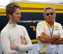 Grosjean blijft kampioen ondanks straf na afloop