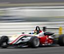 Merhi pakt voorlopige pole position en knalt op Rosenqvist