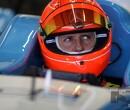 Michael Schumacher wint Grand Prix van Macau na botsing met Mika Hakkinen