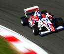 Jolyon Palmer in Formule 2 ter voorbereiding op GP2-weekend