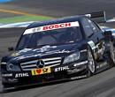 Rosberg en Schumacher onthullen nieuwe Mercedes C-Coupe