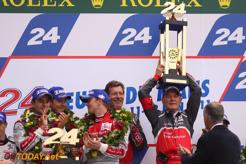 24 uur van Le Mans 2011 - Race © Richard de Klerk