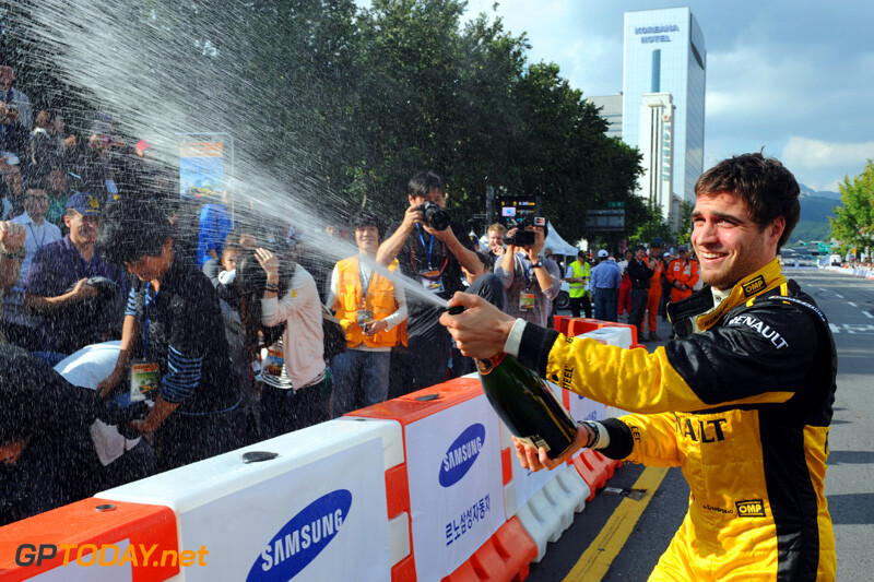 Renault Roadshow in Zuid-Korea