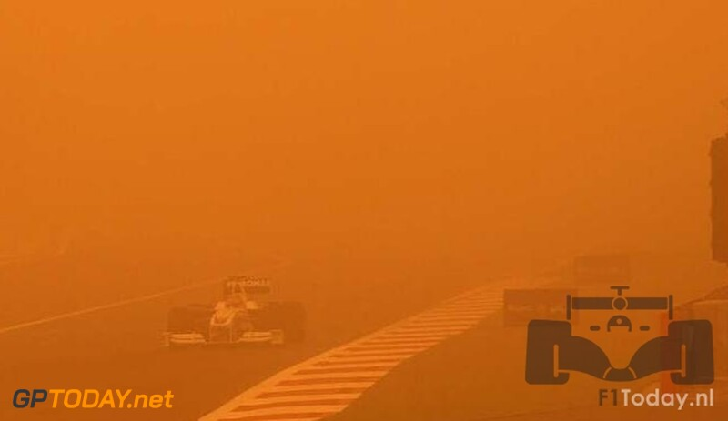 Testsessie Bahrein, 11 februari 2009