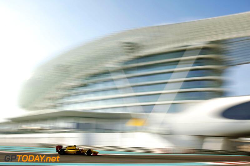 GP2-test Abu Dhabi, 2-3 en 6-7 februari 2011