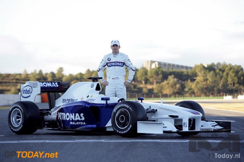 BMW Sauber F1.09 - Valencia, 20 januari 2009
