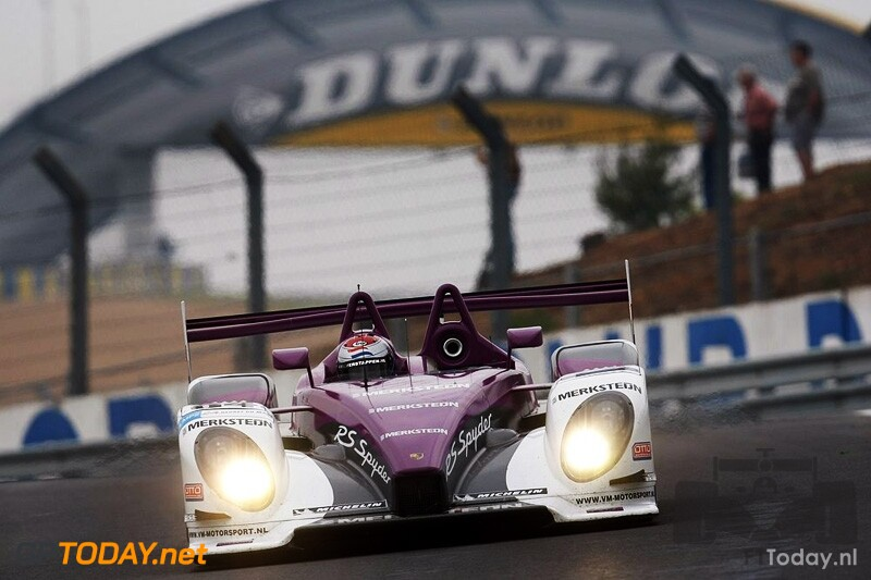 Le Mans testdag 1 juni 2008 - © Frits van Eldik Fotografie