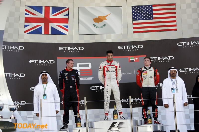 GP3 seizoen 2013