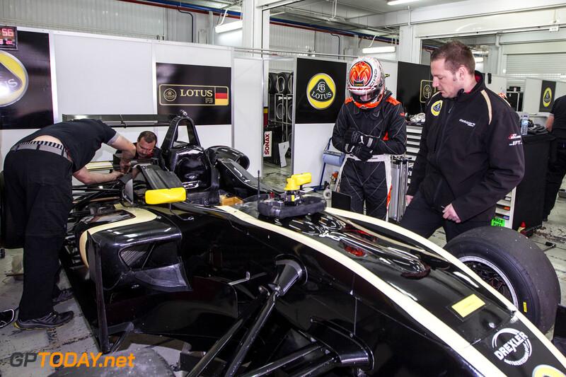 Max Verstappen F3 Test Valencia - 19-12-2013