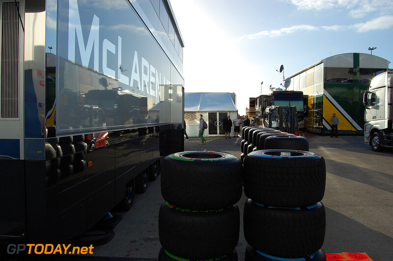 Jerez preparations, January 26, 2014