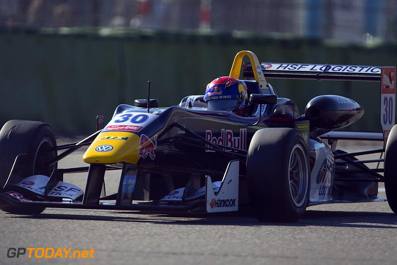 Max Verstappen F3 season 2014 © Richard de Klerk