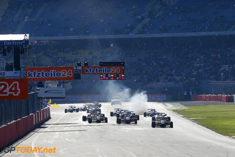 Europees Formule 3 seizoen 2014