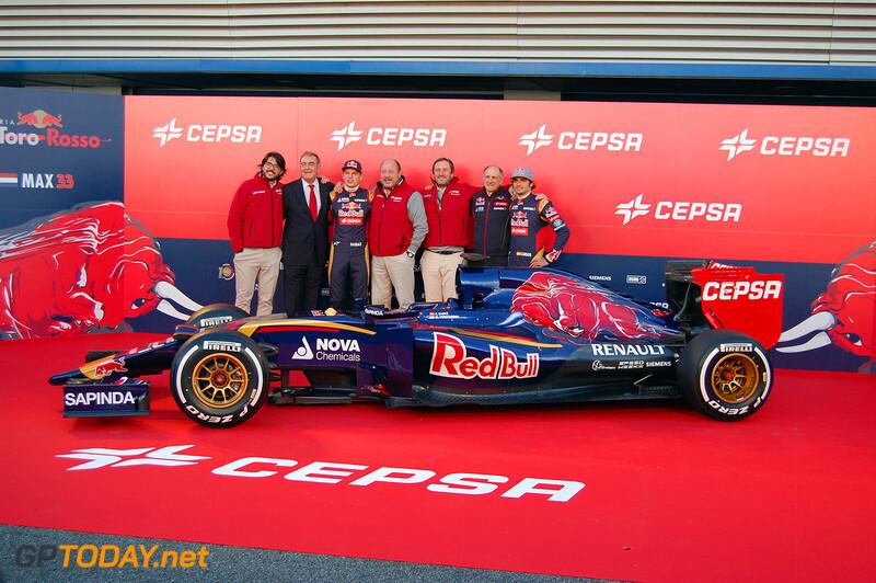 Scuderia Toro Rosso STR10