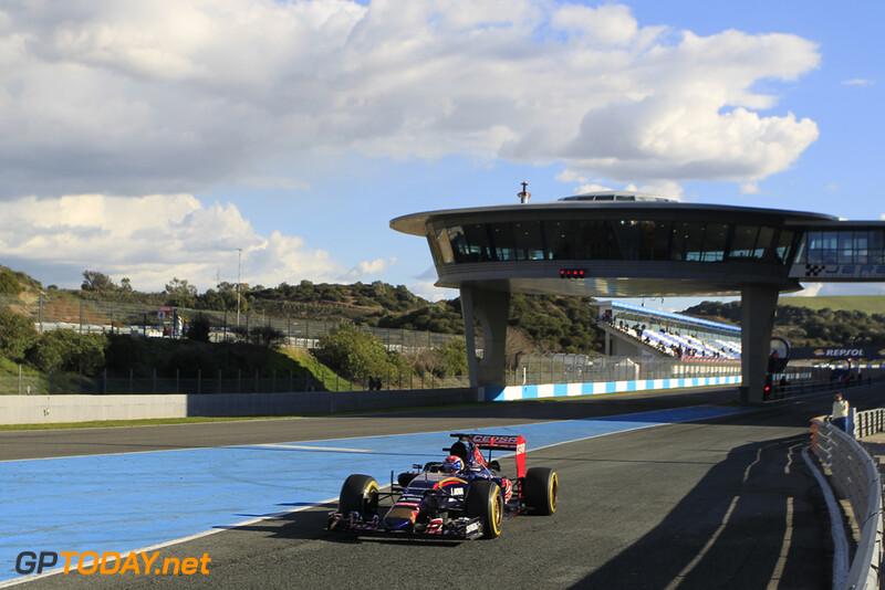 Jerez - 4 februari 2015