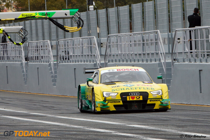 DTM-test Estoril 2015