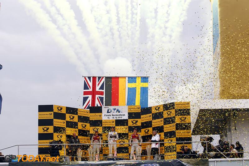 DTM season 2015