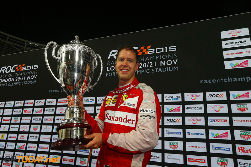 Race of Champions 2015