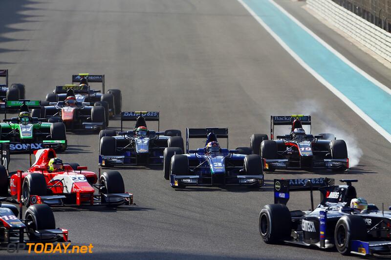 GP2 season 2015