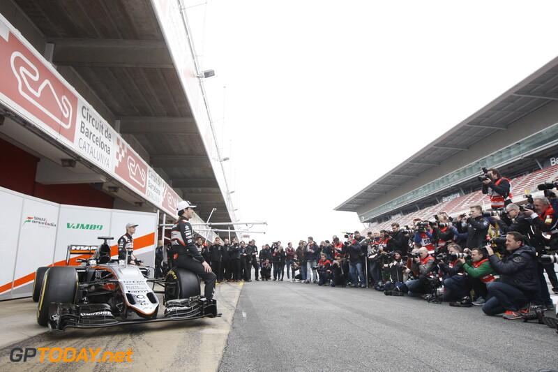 Force India VJM09