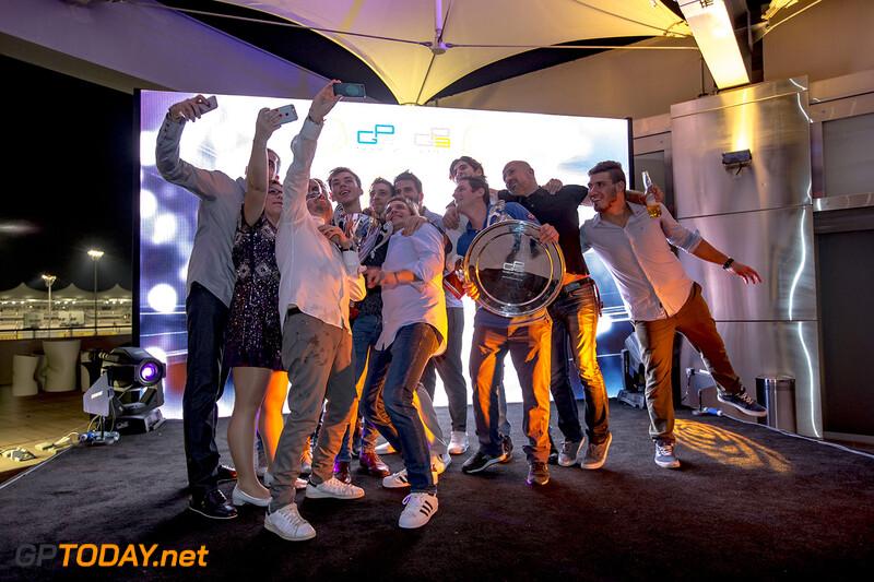 GP2 seizoen 2016