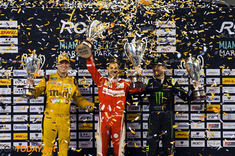 Race of Champions Miami 2017