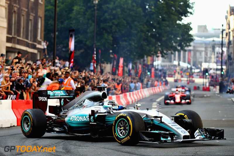 F1 Live Londen 2017