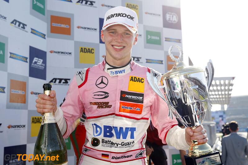 European Formula 3 season 2017
