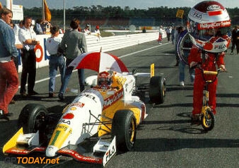 25 years Verstappen in Formula 1
