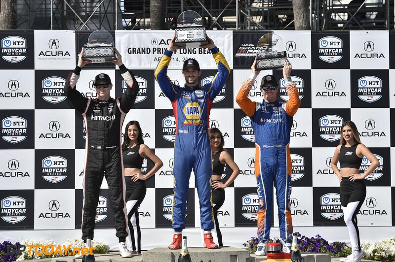 IndyCar Long Beach 2019