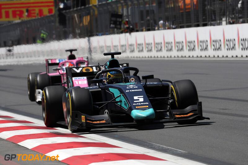 Formule 2 Azerbeidzjan 2019