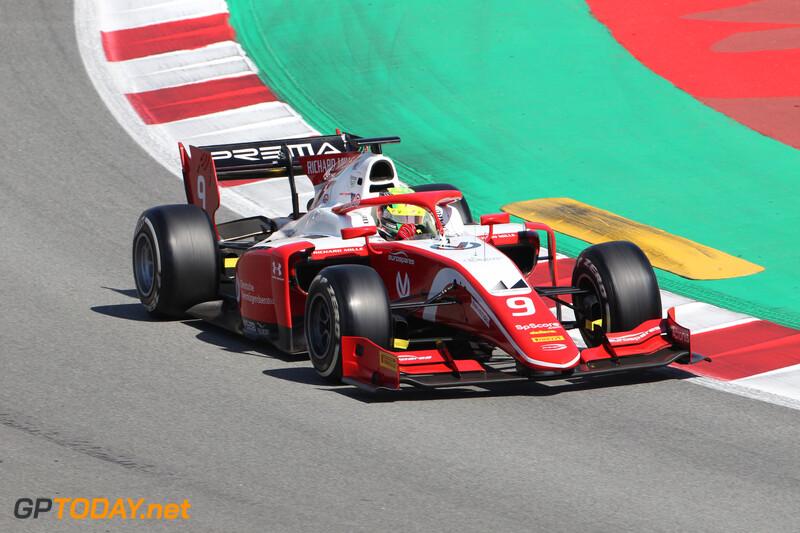 Formule 2 Spanje 2019