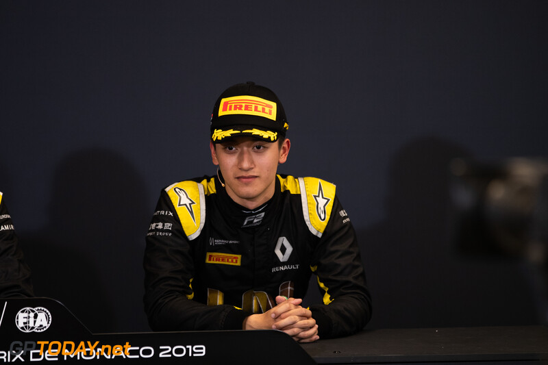 Formula 2 Monaco 2019