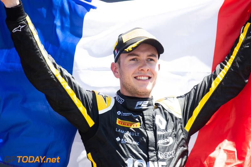Formule 2 Frankrijk 2019