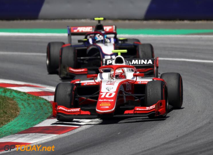 Formule 2 Oostenrijk 2019