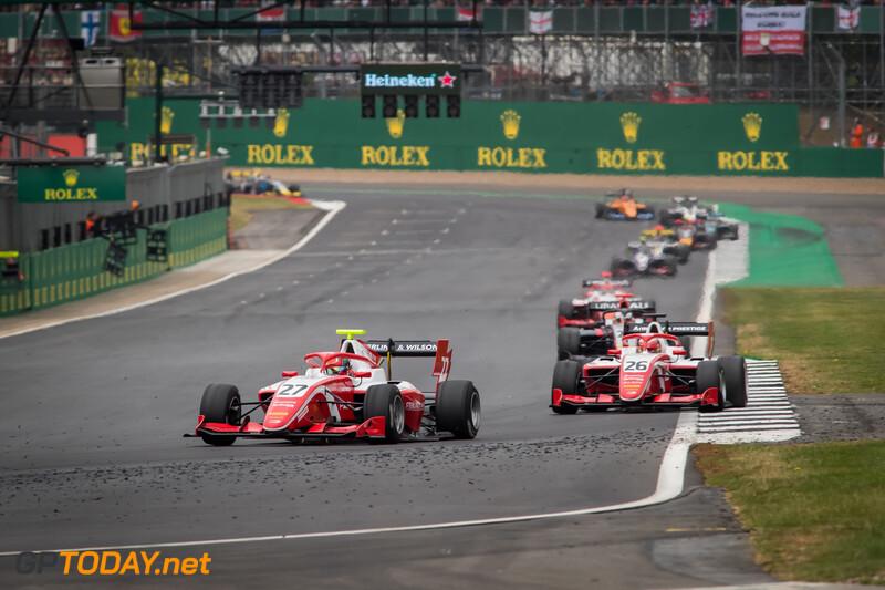 Formule 3 Groot-Brittannië 2019
