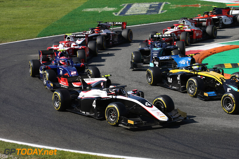 Formule 2 Italië 2019
