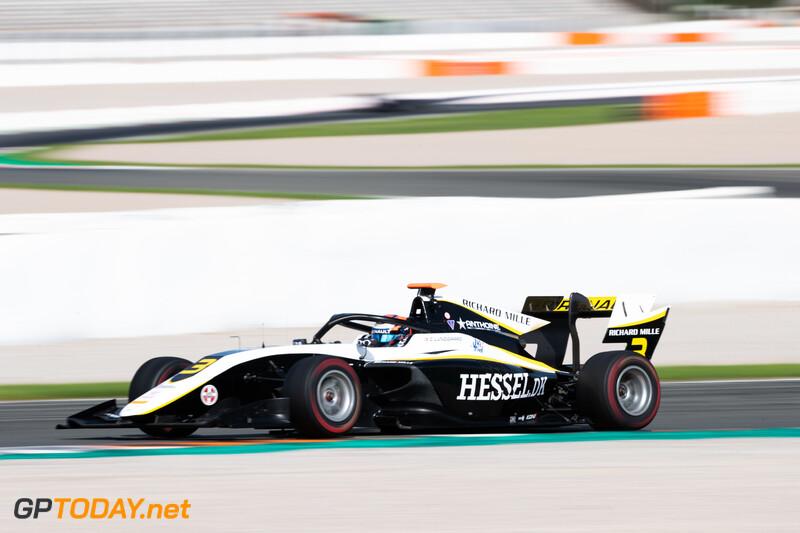Formule 3 Valencia test