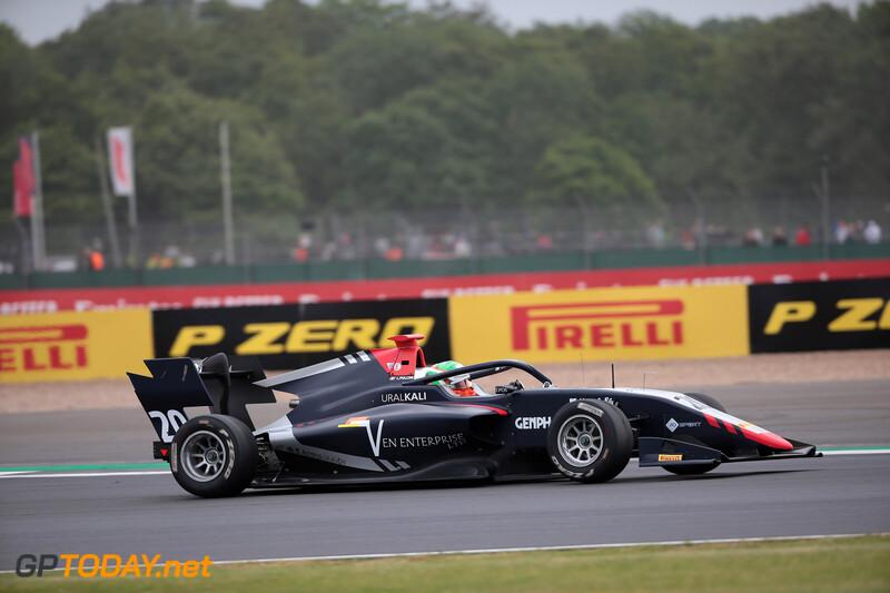 Formula 2 Great Britain 2019